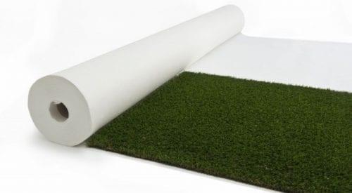 kunstgras laten leggen drukverdelend doek